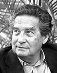 A well-coiffed Octavio Paz